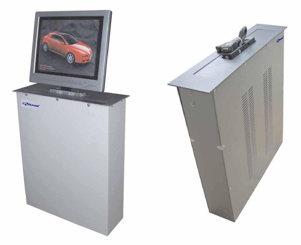 液晶升降器 投影机电动吊架400-645-5004