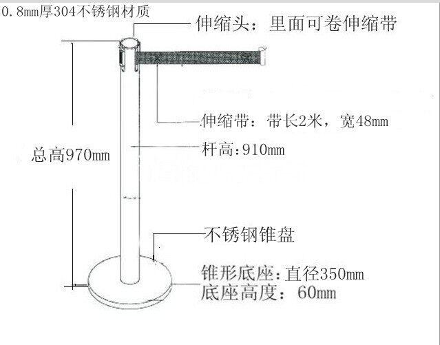 隔离带结构图分析-公司动态-深圳市海威达航科技有限