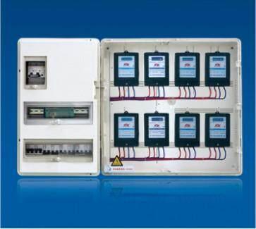 单相电表和漏电保护开关接线图