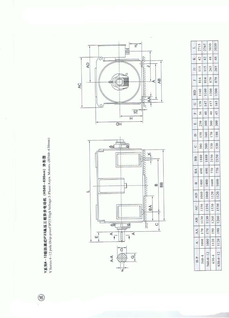 3高压三相异步电动机