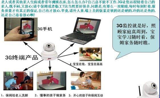 欢迎参观我司工厂3g防盗报警器,3g无线视频监控,3g神眼,需要任何咨询