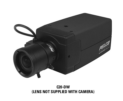 c20-dw-6xc-pelco高清宽动态摄像机