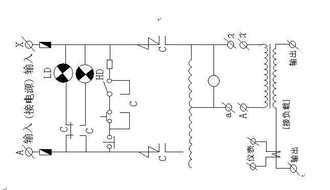 单相直流大电流发生器-单相直流大电流发生器-上海胜