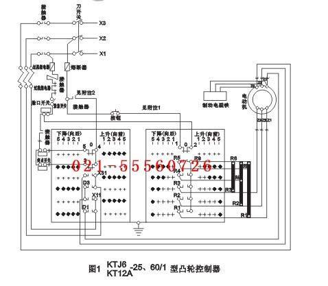 ktj5-160/2交流凸轮控制器