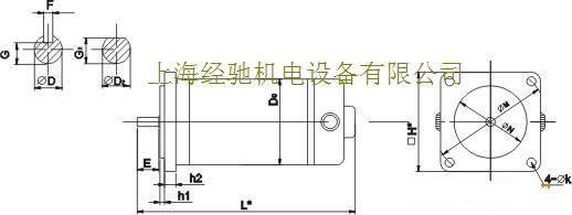 Z型直流电动机为电磁式并(他)励直流电动机,适用于作普通传动力以及要求调速的机械设备作驱动之用。他具有: ·有较硬的机械特性,即在电压恒定时空载和额定负载时的转速相差较小约5~15%。 ·当励磁电压维持不变而改变电枢端的输入电压(即在他励方式)时可改变电动机的转速,电压降低转速减慢,反之则加快。 ·改变电枢绕组或励磁绕组输入端的接线,电动机正逆两个方向都可使用。 使用条件 海 拔:不超过2500米 环境温度:不超过+40摄氏度 相对湿度:在20±5摄