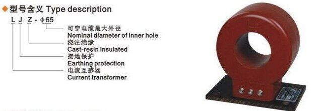 产品简介: 本型电流互感器为浇注绝缘小体积的户内型产品,供发电机、电动机等的三相电缆引出线(外每径不超过65mm)作接地保护用。 产品型号: LJZ-65、75、110、150 零序电流互感器。 技术参数: LJZ-65 S1、S3(a、n接电容器) 串联 15x1~30x1 0.5/3 并联 15x2~30x2 S1、S3 (a、n接电容器) 串联 15x1~30x1 并联 15x2~30x2 注:本型号电流互感器所配的保护继电器为DD-11/60型接地继电器50Hz、100mV所配的电容器为CDM-